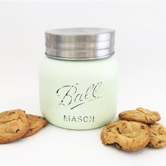 Ball Mason Cookie Jar