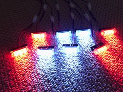 Emergency Strobe Lights