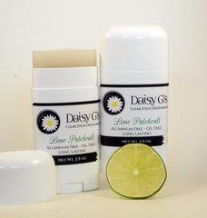 Clear Stick Deodorant