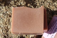 Rose Soap with Goat Milk