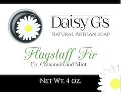 Flagstaff Fir Natural Soap
