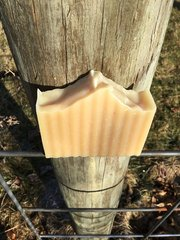 Nude (Unscented Goat milk soap)