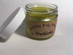 Freethinker Beeswax Body butter