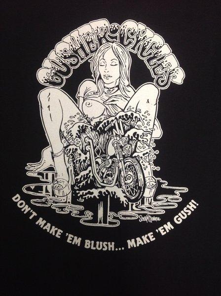 """""""make 'em gush"""" T-Shirt"""