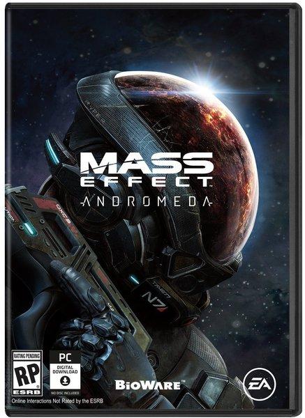 Mass Effect Andromeda ORIGIN CD-KEY GLOBAL