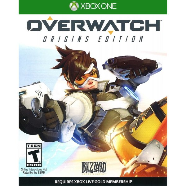 Overwatch CD-KEY XBOX ONE GLOBAL