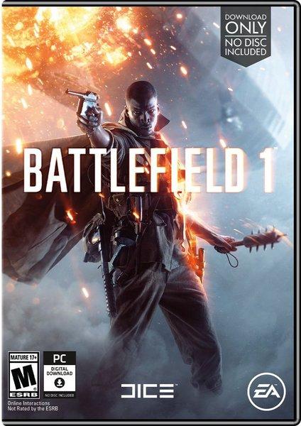 Battlefield 1 ORIGIN CD-KEY GLOBAL