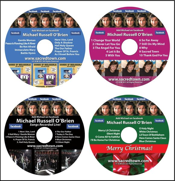 The Variety Pack - All 4 CDs as 1 item *BEST SELLER*