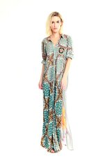 Aratta Flying Fish Maxi Shirt