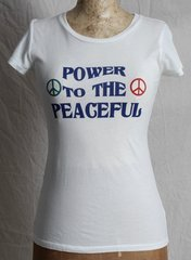 Project Social T Power To The Peaceful Tee