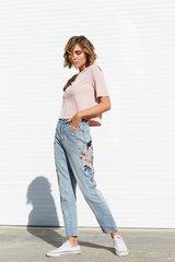 Mink Pink Wild Flower Scando Jeans