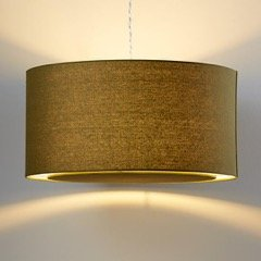 crate and barrel / land of kod / large pendant lamp hard wired