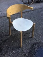 unique dutch mod design chair NOT IKEA
