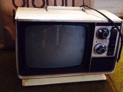 vintage zenith tv