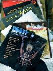 Vintage Vinyl LP Records -- Misc, prices vary