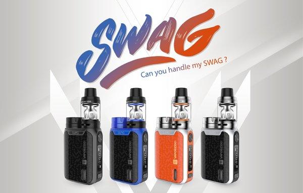 Vaporesso Swag +18650 battery