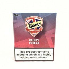 Simply Fruity Freeze 3 x 10ml
