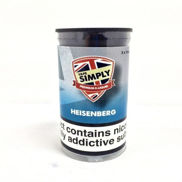 Simply Hisenberg 3 x 10ml