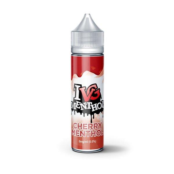 I VG Menthol Cherry Menthol 50ml +10ml Nic Shot Free