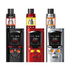 Smok S-Priv with 2 x 18650 batteries