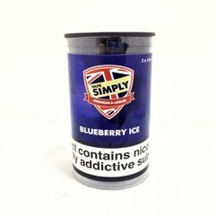 Simply Blueberry Ice 3 x 10ml
