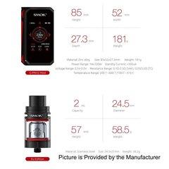 Smok G-priv 2 With 2 x 18650 batteries