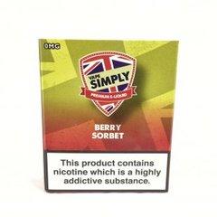 Simply Berry Sorbet 3 x 10ml