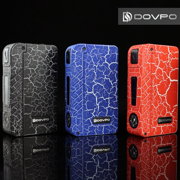 Dovpo with 2 x 18650 batteries free