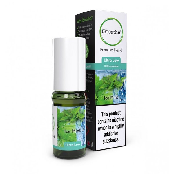I Breathe Ice Mint 3 x 10ml