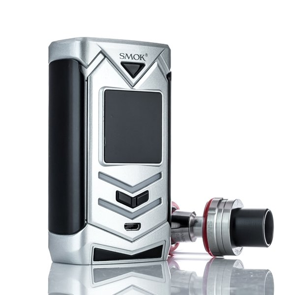 Smok Veneno with two 18650 batteries