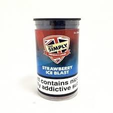 Strawberry Ice Blast