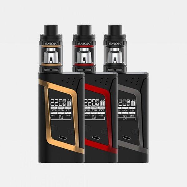 Smok Alien 220w Full Kit With 2x 18650's