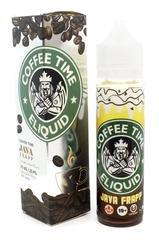 Coffee Time Java Frapp 60ml + Free Nic Shot