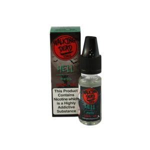 Walking Dead Hell (Menthol) 3x10ml
