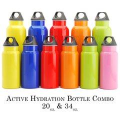 Classic Hydration Bottle 12oz. & 28oz.