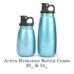 Active Hydration Bottle Combo