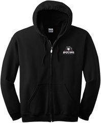 Men's Mustang Ranch Zip-Up Hoodie