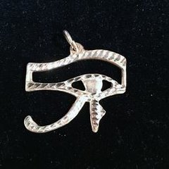 Silver Eye of Horus