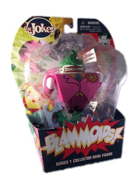 Dc Direct Blammoids Series 1 The Joker Collector Mini
