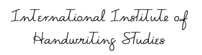 International Institute of Handwriting Studies