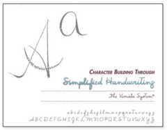 E-Book Character-building Through Simplified Handwriting