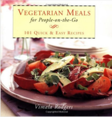 Vegetarian Meals for People on the Go
