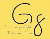 The Vimala Alphabet - with affirmations