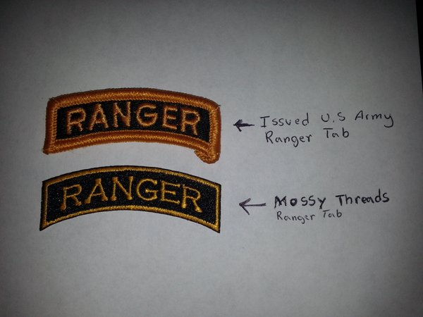 Classic Ranger Tab X 50 T Normal Size Mossy