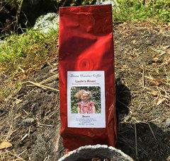 Laule'a Organic Estate Puna Dark - Dry Cherry Process