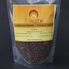 Cardamom Seeds [KORERIMA] 1/2Lb.