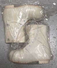Type II, White Winter Bunny Boots - Various Sizes