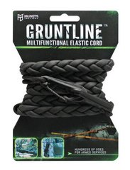 McNett Tactical GRUNTLINE-Flexible Utility Elastic Cord Line with Clips