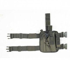 Voodoo Tactical Drop Leg Holster - Colour Choice