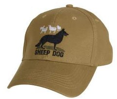 Sheep Dog Deluxe Low Profile Ball Cap